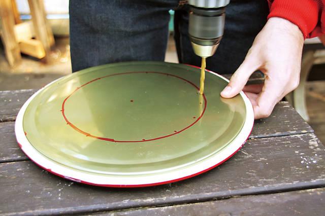 火を愉しむDIY!素焼きの鉢でタンドール窯作り!