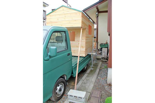 約14万円!軽トラキャンピングカーを作ろう!!