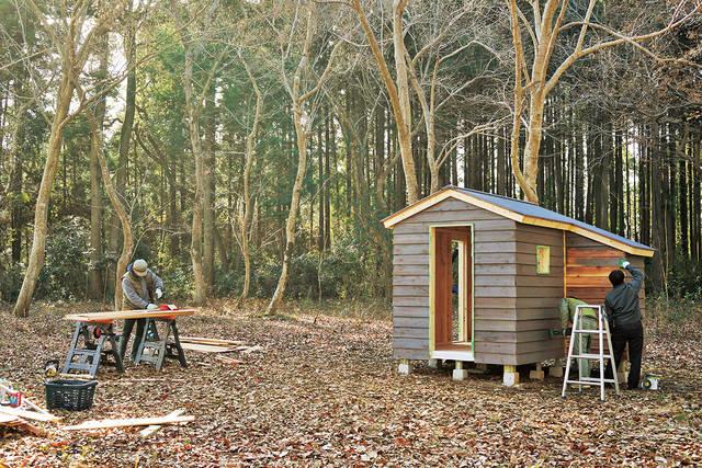 小屋の作り方!完全ガイド