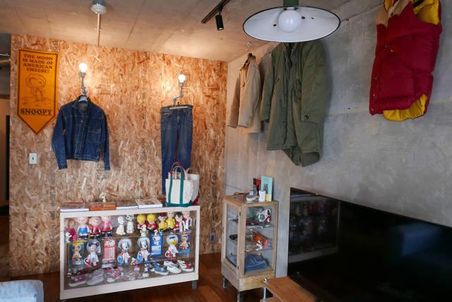 U.S.ヴィンテージ好きのリノベ部屋!ラギッド感溢れる趣味空間!