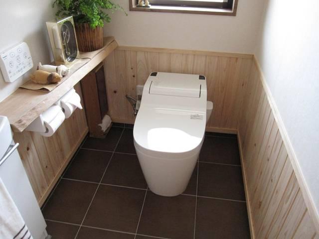 トイレのタイル床をリフォーム!事前に知っておきたい6つの基礎知識