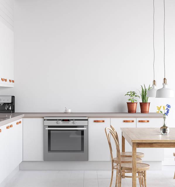オシャレな北欧風キッチン空間!憧れスタイルを叶えるテクニック