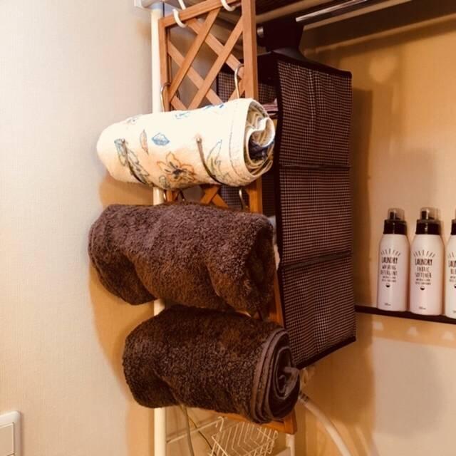DIYでタオル収納に挑戦!オシャレで使いやすい収納アイデア集