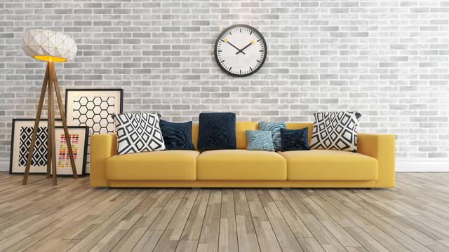 レンガ調壁紙でイメチェン!色やデザインでお部屋はどう変わる?