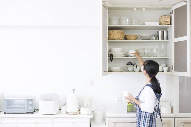 食器棚リメイクDIY23選!キッチンに素敵な収納インテリアを作ろう!