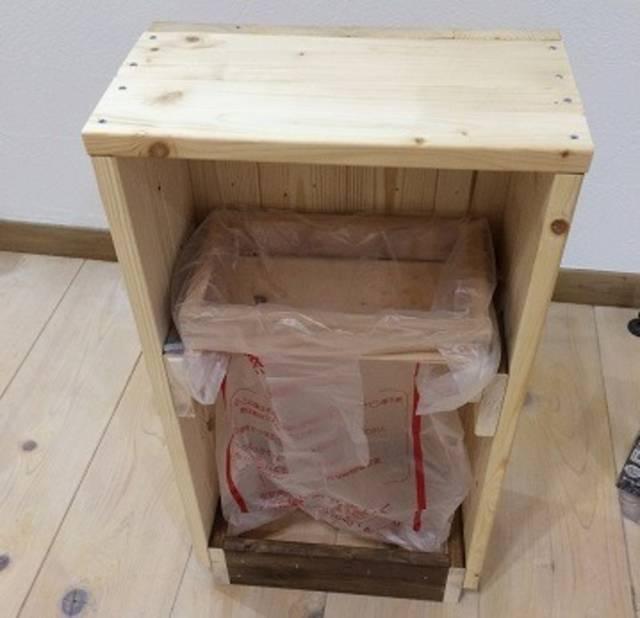 ゴミ箱はDIY収納でおしゃれに!隠すだけじゃない活用アイデア