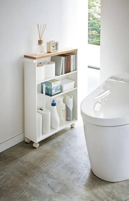 【トイレの掃除用品収納】すっきり&おしゃれを同時に叶えるテクニック