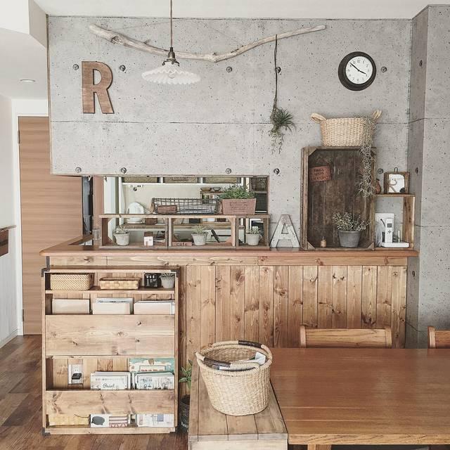 モダンで素敵!コンクリートキッチンのメリット・デメリットは何?