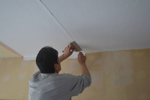 DIYで和室の天井張り替えに挑戦!基礎知識&作業の手順を解説