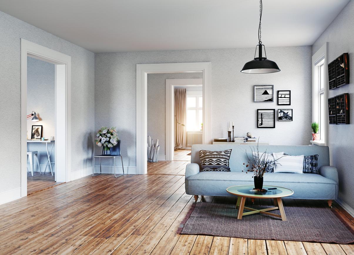 壁紙で北欧風のお部屋を作る デザインや色選びなどのアイデア集 Diyer S リノベと暮らしとdiy
