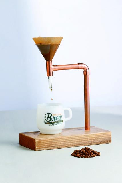 古材、廃材の魅力を生かす!アップサイクルなコーヒーギア作り!
