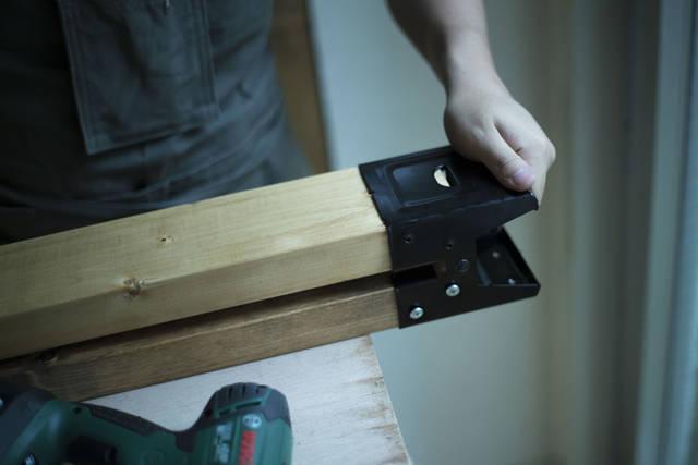 ハンモックの作り方!2×4材で自作