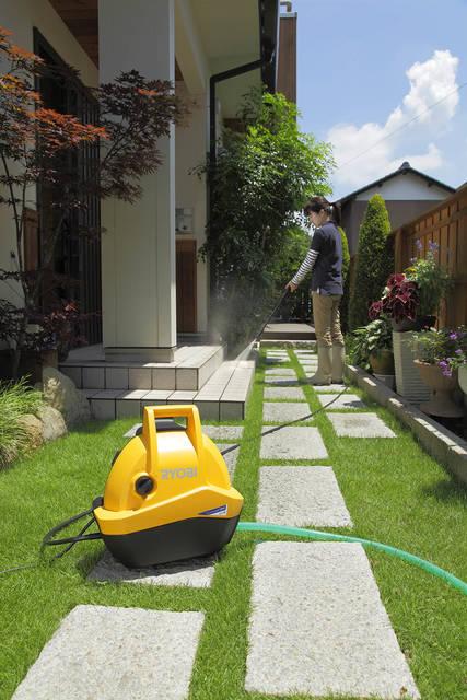 今年の大掃除はネクストレベルへ!高圧洗浄機でお家丸ごとさっぱり年越し。