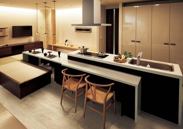理想的なI型キッチンのレイアウトは?使いやすいキッチンの作り方を紹介!