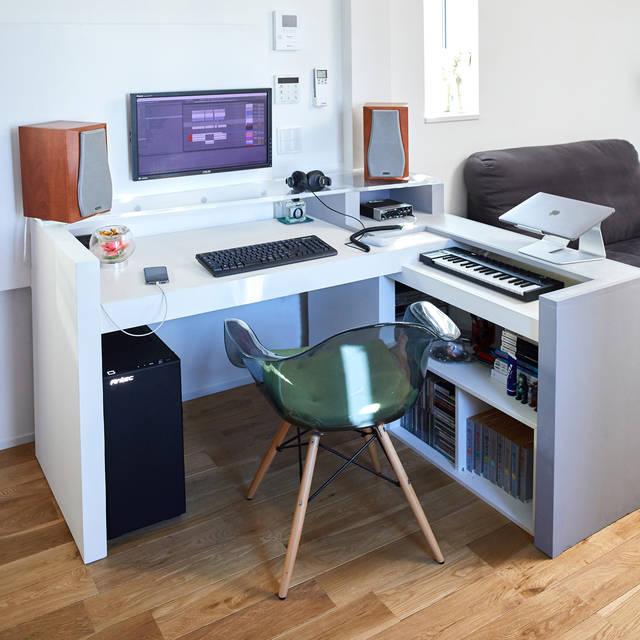もっと暮らしにワガママを。工務店が作る超オリジナルな生活空間って?