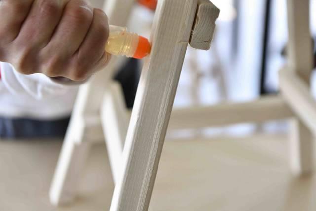 珈琲×のり×ロウソクでエイジング!家にあるもので瞬間アンティークアレンジ