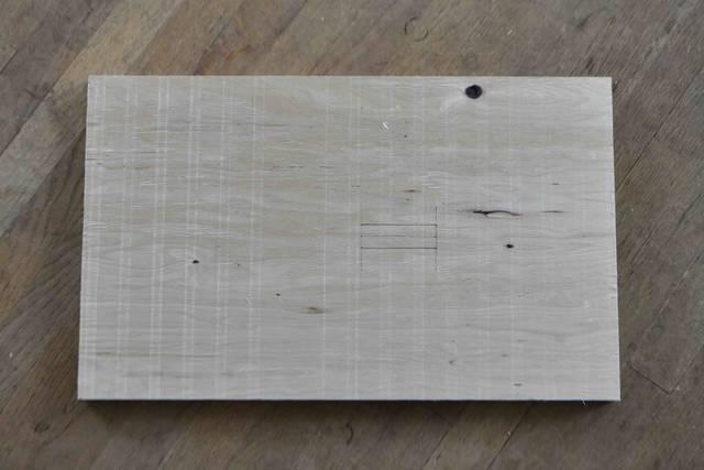 家中どこでもワークスペース!3×6合板1枚から作れる折りたたみデスク&ベンチ