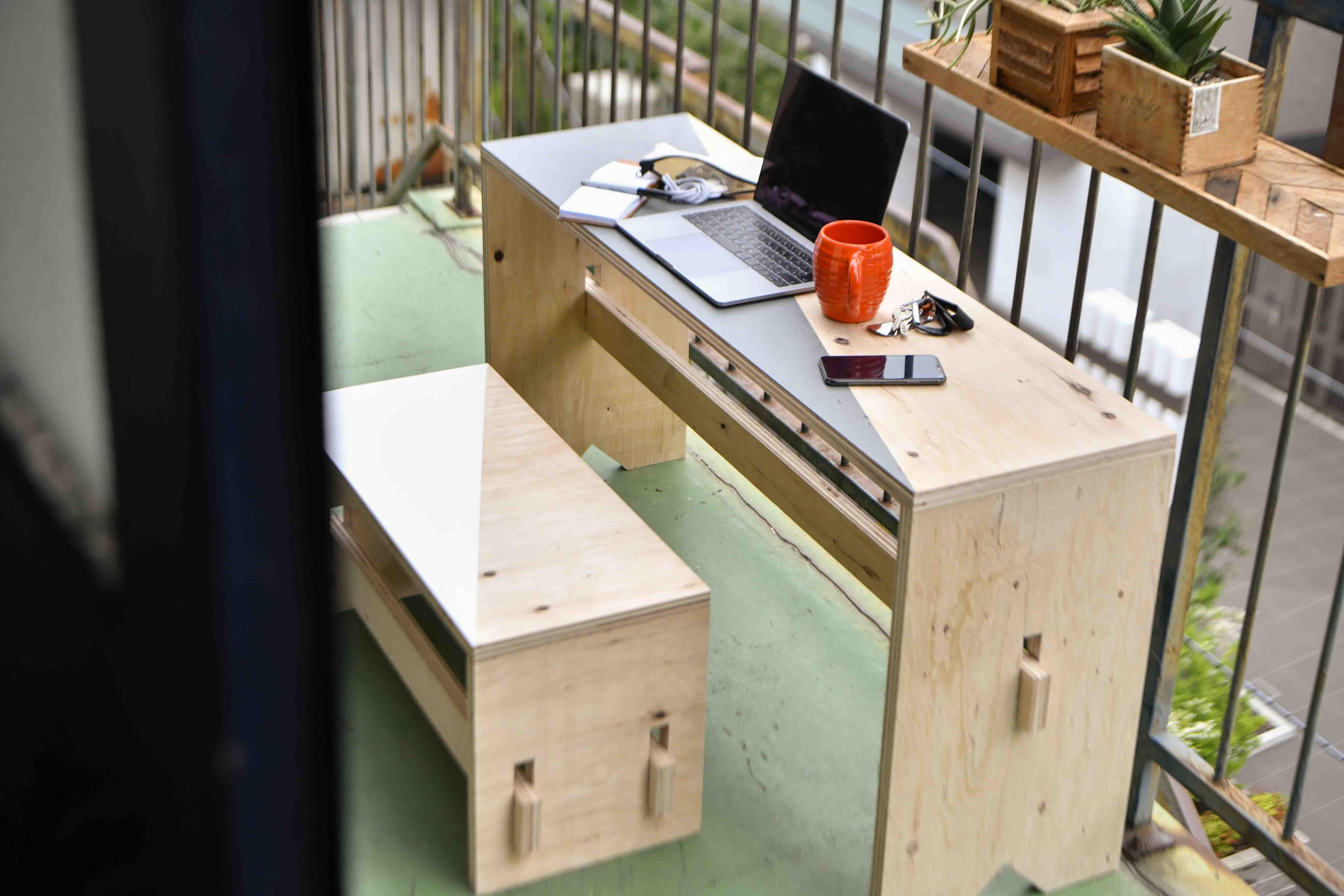 Diy 折り畳み 机