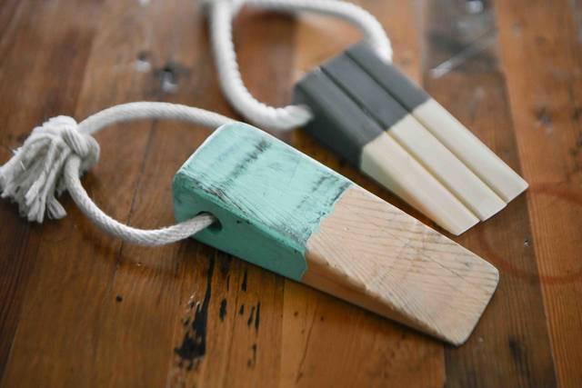 0円DIY!?端材で作るドアストッパーで家をもっと好きになる。