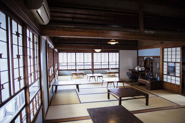 リノベと地域で繋ぐ憩いの場。築87年の古民家カフェ『蓮月』