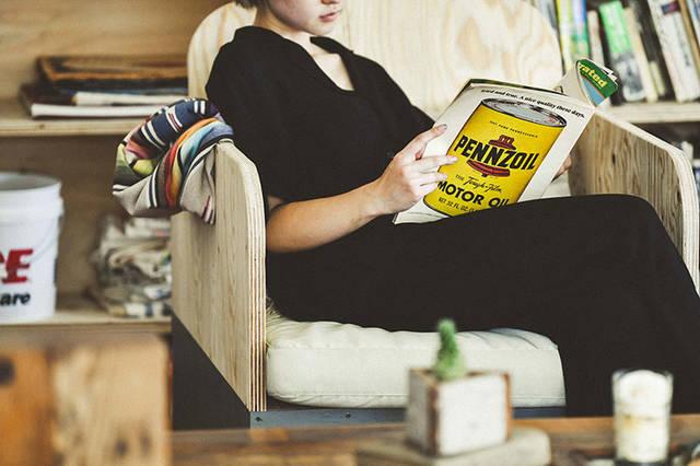自宅にオアシスできました。究極のくつろぎ家具『一人掛けソファ』をDIY!