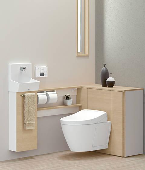 トイレ・洗面所リフォームの費用相場を解説!予算別の施工内容など紹介