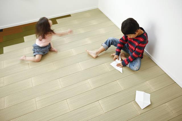 """""""自分らしい""""は床から始める!選ベて楽しいtoolboxの床材5選"""