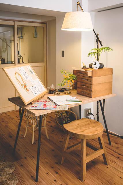 古き良き日本の風情を感じるリノベ賃貸。和モダン部屋を具現化させるコーデ術とは?