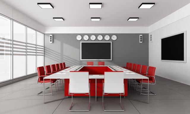 会議室をおしゃれにデザインするコツとは?参考にしたいインテリア実例