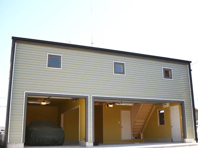【木造車庫を建てる】施工例から価格目安、税金や建築ルールまでを徹底解説