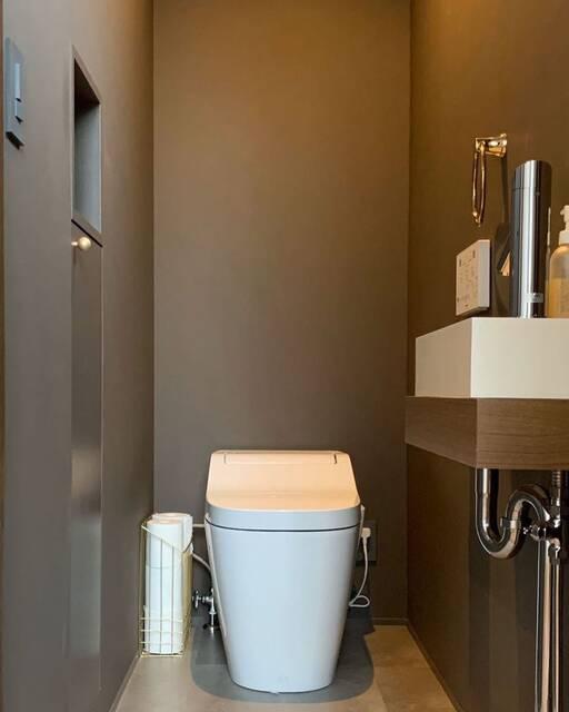 トイレの壁紙、どう選ぶ?失敗しないリフォームのススメ【オシャレ実例あり】