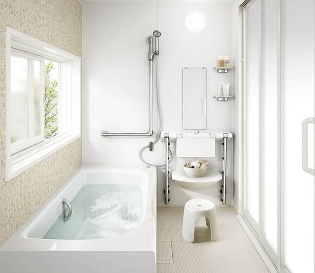 お風呂の手すり取り付け完全ガイド!リフォーム費用やDIY方法も徹底解説