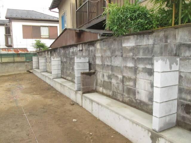 【ブロック塀】改修工事の費用目安一覧!リフォームが必要なサインとは?