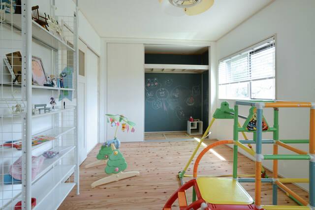 子ども部屋のリフォームで押さえておきたいポイントや事例を解説!