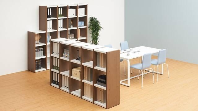 オフィスを間仕切る3つの方法!それぞれの特徴を知って快適なオフィス空間を