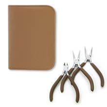 工具3点セット ブラウン: 副資材・工具  貴和製作所|手作りアクセサリーパーツ・ビーズの通販