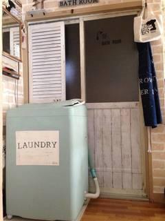 洗濯機 | made by LIFE WORKSさん