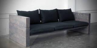 IKEAのソファクッションを活用