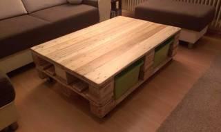 今回参考にしたパレットテーブルはこちら!