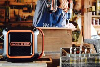 電動工具のバッテリーで稼働するBluetoothスピーカー   DIYer(s)