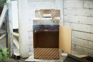 簡単!段ボールボックスで燻製をDIY! | DIYer(s)