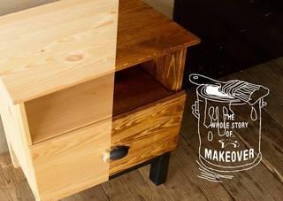 「ヴィンテージワックス」でIKEAの家具を劇的イメチェン!