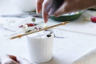 100均で揃う材料で【キャンドルの作り方】オシャレな手作りアイデア集!
