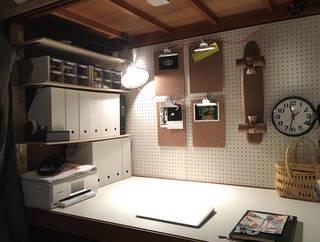 DIYで棚作り、部屋の収納力アップ!