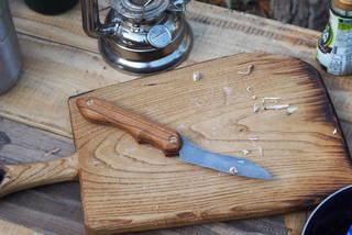 自作ギアで楽しむアウトドアクッキング! ~ Nice knife life. vol.6 ~ | DIYer(s)
