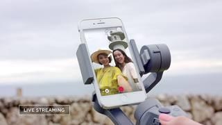 DJI Osmo Mobile 2 -「思い出の時を届けよう」 - YouTube