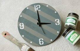 イベント予約お申込|西宮阪急 - ペイントで時計を作る