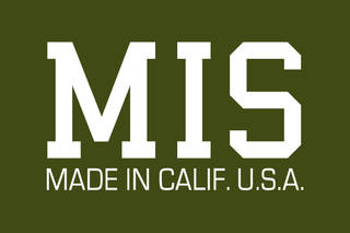 MIS MADE IN CALIF. U.S.A.(エムアイエス) |
