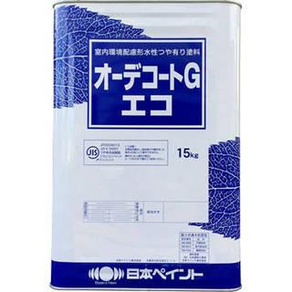 室内環境配慮形水性つや有り塗料「オーデコートGエコ」 | 製品情報 | 日本ペイント