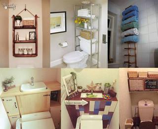 トイレのDIY実例24選!壁面収納など驚きのアイデアをご紹介 | DIYer(s)│リノベと暮らしとDIY。